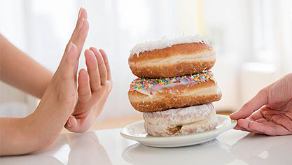 Не покупай сладости - не будешь их есть