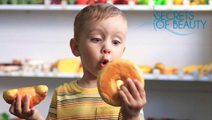 Привычки из детства, мешающие худеть
