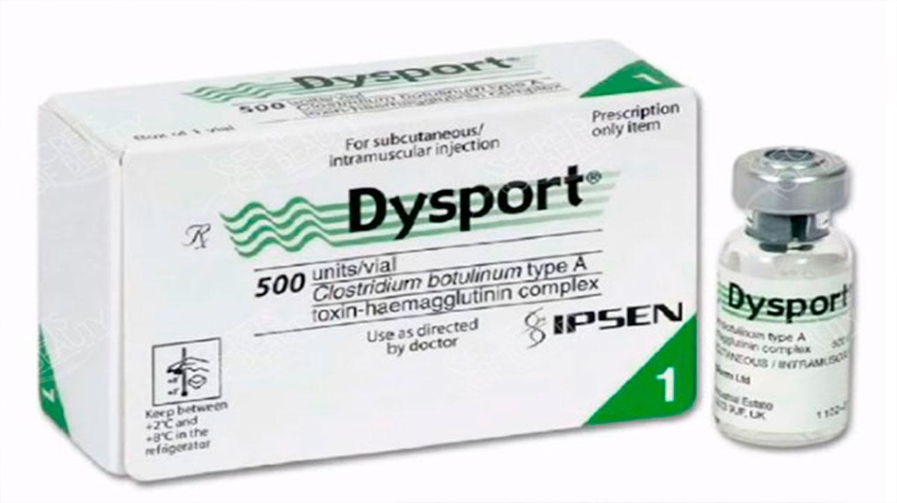 Dysport - интервью с врачом о препарате Диспорт