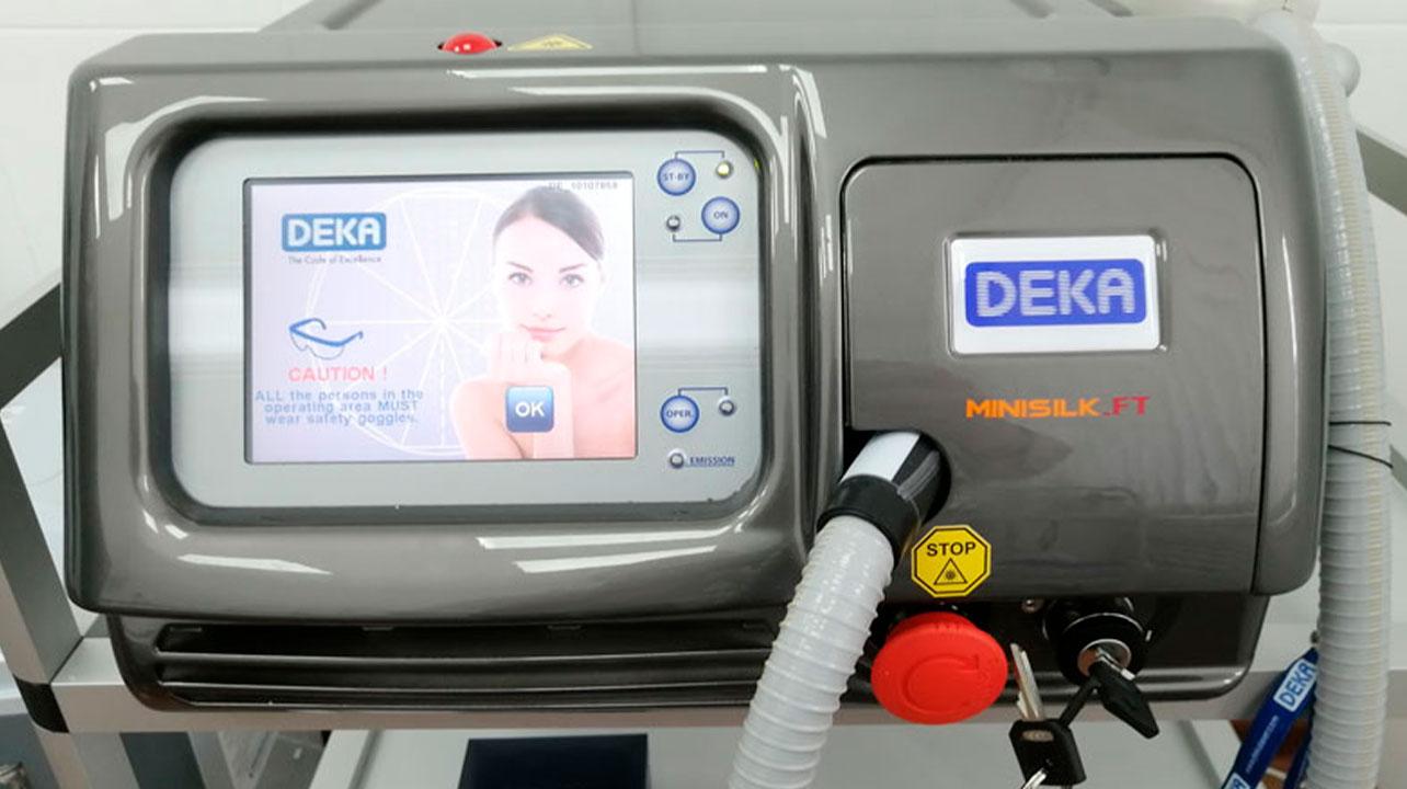 DEKA Minisilk FT - Фототерапия
