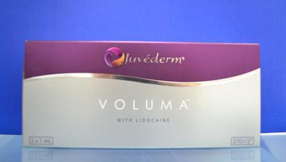 Филлер Ювидерм Волюма (Juvederm Voluma)